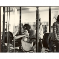 335# front squats 1981 - favorite exercise of all time!!