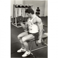 Big arms just not in the cards (genetic window of opportunity) - had to grow up and get realistic!