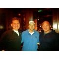 Tom, Greg Roskopf, & Ben Pakulski