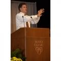 2003 - Mayo Clinic Conference keynote speaker